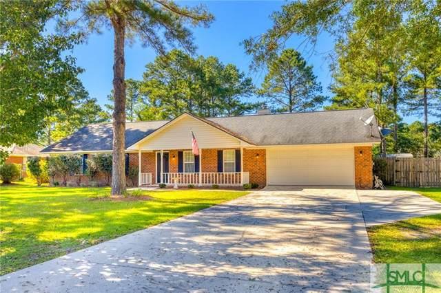 135 Jennifer Circle, Rincon, GA 31326 (MLS #258021) :: Heather Murphy Real Estate Group