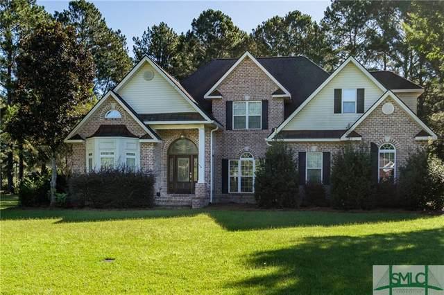 710 Merganser Circle Circle, Glennville, GA 30427 (MLS #258023) :: Teresa Cowart Team
