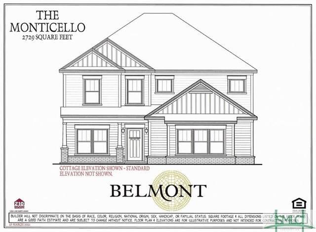 544 Belmont Avenue, Statesboro, GA 30458 (MLS #258025) :: Keller Williams Coastal Area Partners