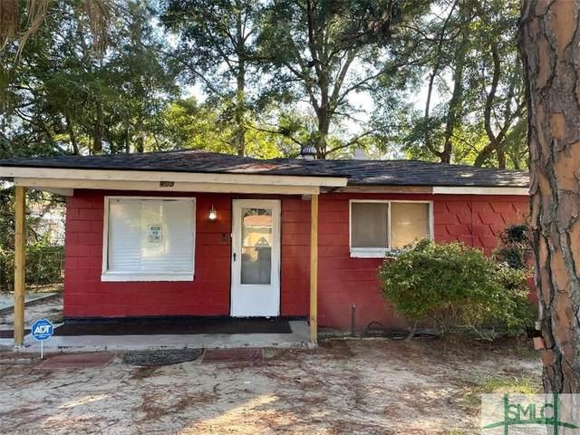 903 Sherman Avenue, Savannah, GA 31405 (MLS #258031) :: Keller Williams Coastal Area Partners