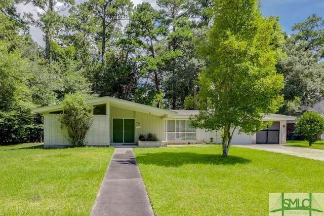 630 Windsor Road, Savannah, GA 31419 (MLS #258041) :: Keller Williams Coastal Area Partners