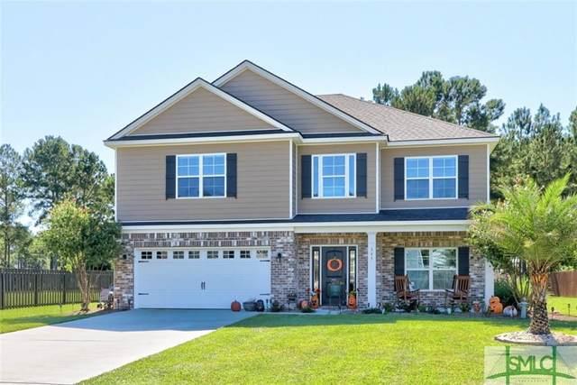345 Wicklow Drive, Richmond Hill, GA 31324 (MLS #258056) :: Keller Williams Coastal Area Partners