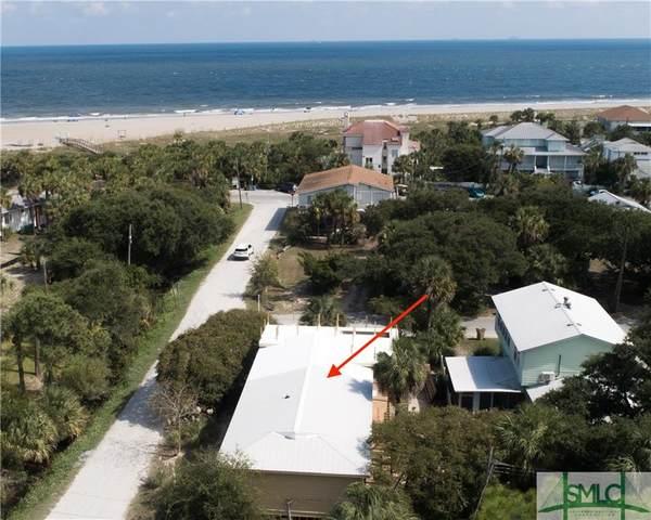 1 Jones Avenue, Tybee Island, GA 31328 (MLS #258063) :: Heather Murphy Real Estate Group