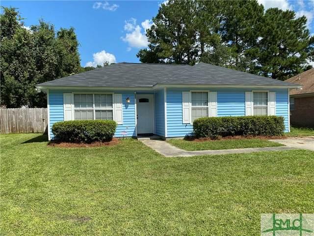152 Bordeaux Lane, Savannah, GA 31419 (MLS #258064) :: The Arlow Real Estate Group