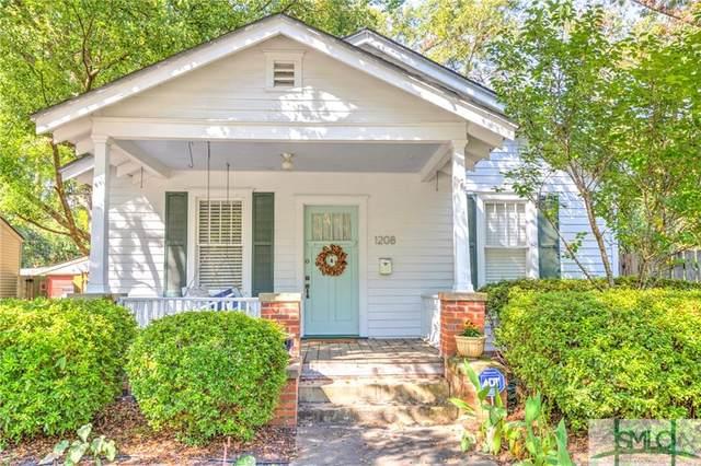1208 E 52nd Street, Savannah, GA 31404 (MLS #258074) :: Statesboro Real Estate