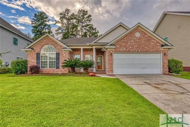 17 Winslow Circle, Savannah, GA 31407 (MLS #258081) :: Coastal Savannah Homes