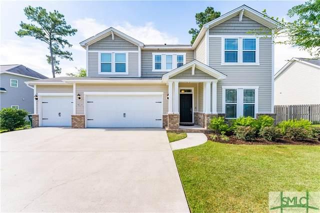 404 Plantation Place, Rincon, GA 31326 (MLS #258083) :: The Arlow Real Estate Group