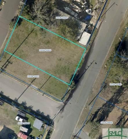 3025 Gibbons Street, Savannah, GA 31404 (MLS #258087) :: Coastal Savannah Homes