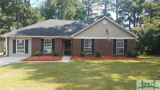 7 Pinehurst Lane, Pooler, GA 31322 (MLS #258091) :: The Allen Real Estate Group