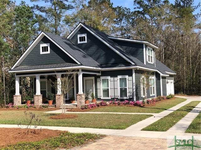 47 Ridgewood Park Drive S, Richmond Hill, GA 31324 (MLS #258094) :: Coastal Savannah Homes