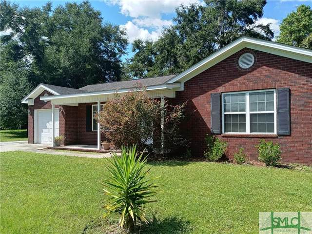 30 Jessica Court, Allenhurst, GA 31301 (MLS #258113) :: Keller Williams Coastal Area Partners