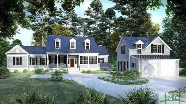 89 Jimmy Blidge Lane, Richmond Hill, GA 31324 (MLS #258118) :: Keller Williams Realty Coastal Area Partners