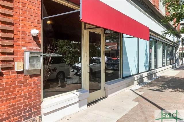 101 Barnard Street #302, Savannah, GA 31401 (MLS #258121) :: Heather Murphy Real Estate Group