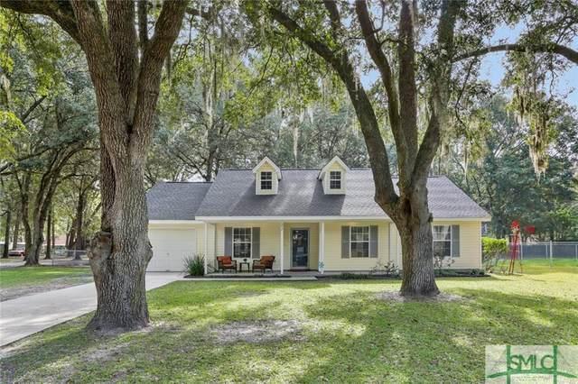 217 Victoria Circle, Guyton, GA 31312 (MLS #258126) :: The Allen Real Estate Group