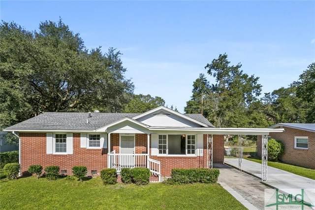 2621 Evergreen Avenue, Savannah, GA 31404 (MLS #258130) :: The Arlow Real Estate Group