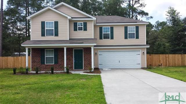 124 Crossing Circle, Rincon, GA 31326 (MLS #258135) :: The Arlow Real Estate Group
