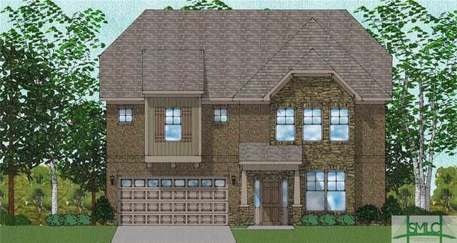 4357 Castleoak Drive, Richmond Hill, GA 31324 (MLS #258146) :: The Allen Real Estate Group