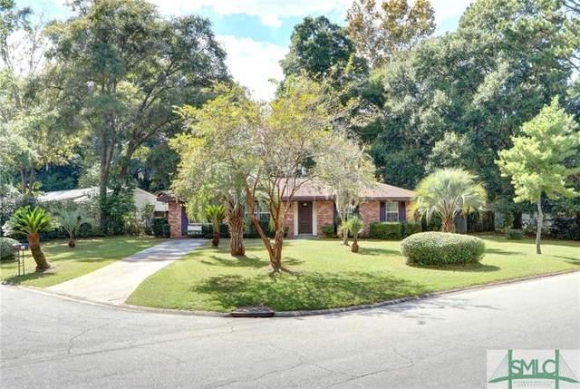 28 Skyline Drive, Savannah, GA 31406 (MLS #258149) :: The Arlow Real Estate Group
