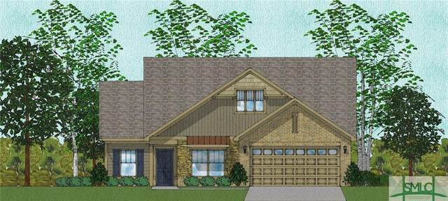 4158 Castleoak Drive, Richmond Hill, GA 31324 (MLS #258150) :: The Allen Real Estate Group