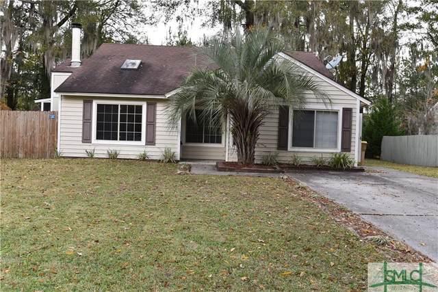 276 Piercefield Drive, Richmond Hill, GA 31324 (MLS #258152) :: The Allen Real Estate Group