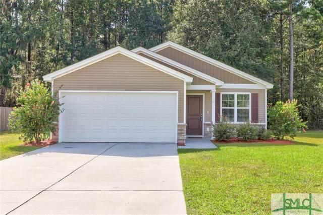 43 Blackberry Circle, Guyton, GA 31312 (MLS #258154) :: Statesboro Real Estate