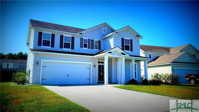 11 Invierno Lake Drive, Savannah, GA 31407 (MLS #258157) :: Liza DiMarco