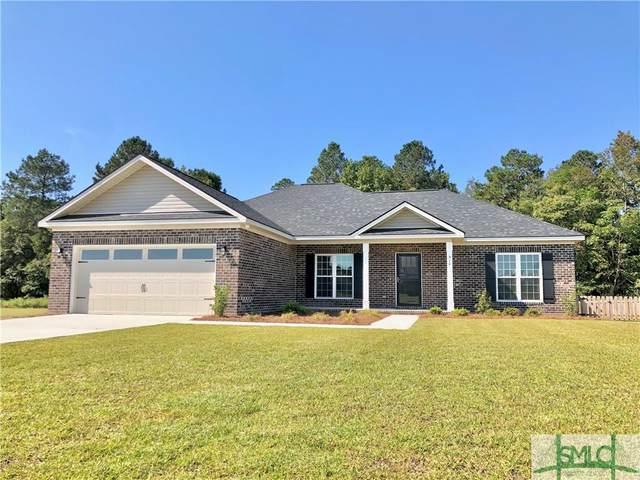 514 Winter Way, Statesboro, GA 30458 (MLS #258181) :: Keller Williams Realty Coastal Area Partners