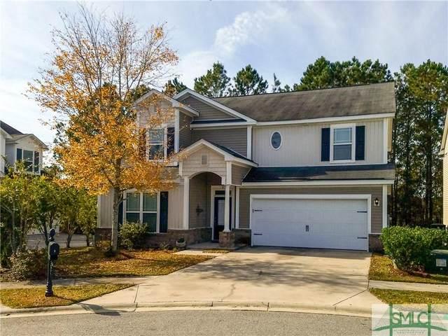 9 Capella Circle, Savannah, GA 31419 (MLS #258183) :: Coastal Savannah Homes