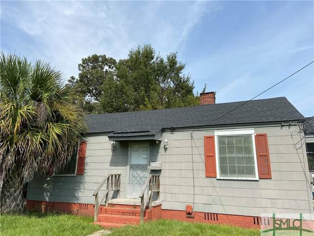 816 Crossgate Road, Port Wentworth, GA 31407 (MLS #258190) :: Keller Williams Realty Coastal Area Partners