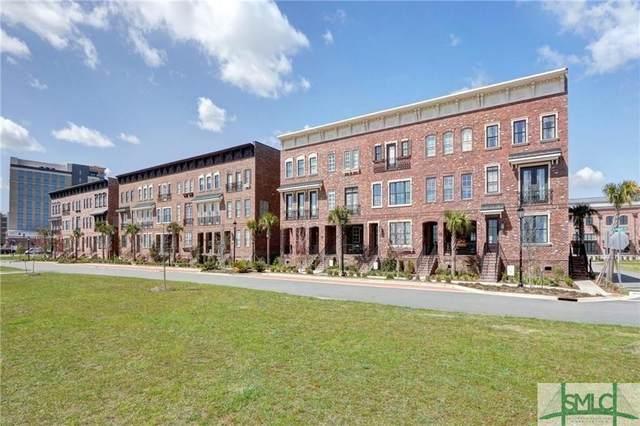 424 Altamaha Street, Savannah, GA 31401 (MLS #258194) :: Coastal Savannah Homes