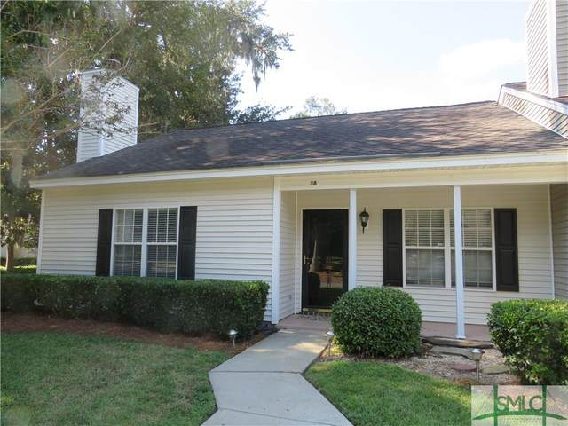 38 Olde Towne Place Drive, Savannah, GA 31410 (MLS #258197) :: The Allen Real Estate Group
