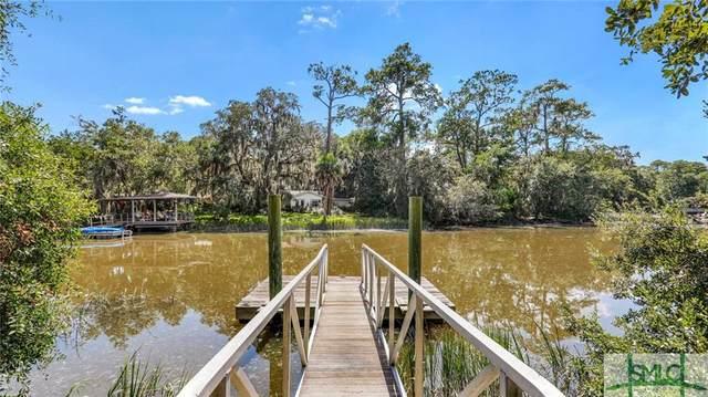383 Hunt Drive, Savannah, GA 31406 (MLS #258203) :: Keller Williams Coastal Area Partners