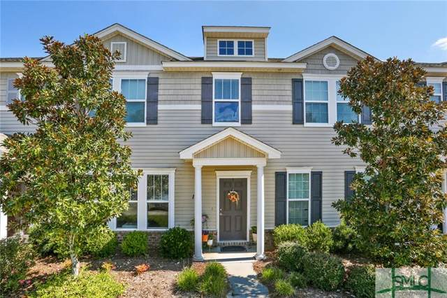 122 Acapella Avenue, Pooler, GA 31322 (MLS #258208) :: Keller Williams Realty Coastal Area Partners