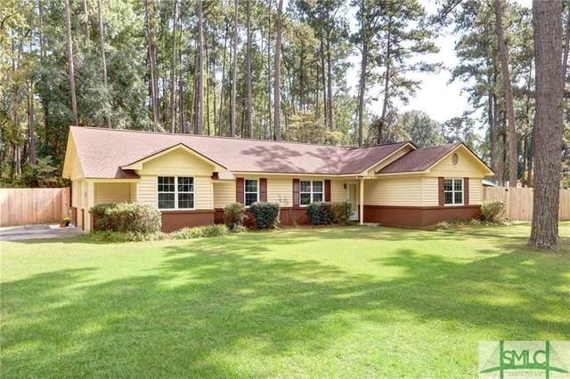 2 Chesterfield Court, Savannah, GA 31419 (MLS #258209) :: Coastal Savannah Homes