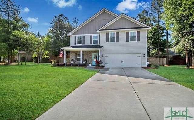 102 S Effingham Plantation Drive, Guyton, GA 31312 (MLS #258216) :: The Arlow Real Estate Group