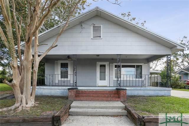 8 Gilbert Avenue, Garden City, GA 31408 (MLS #258230) :: Heather Murphy Real Estate Group