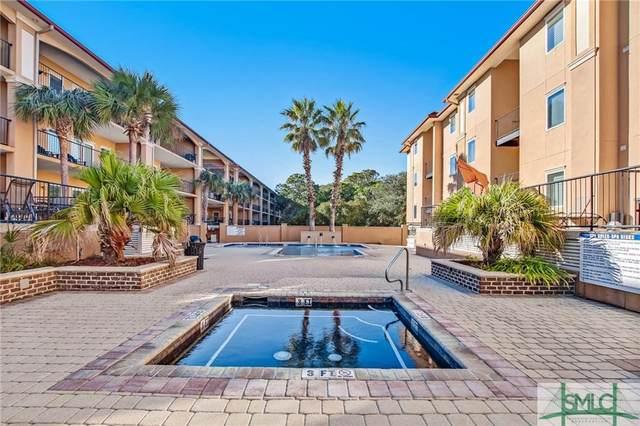 3 15th Street #307, Tybee Island, GA 31328 (MLS #258231) :: The Arlow Real Estate Group