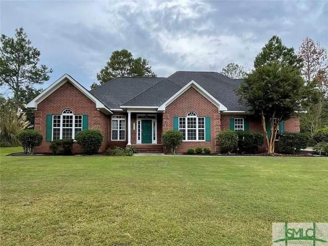 1708 Muirfield Drive, Statesboro, GA 30458 (MLS #258242) :: Keller Williams Coastal Area Partners