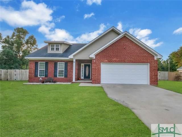 43 Gracie Lane NE, Ludowici, GA 31316 (MLS #258243) :: The Allen Real Estate Group