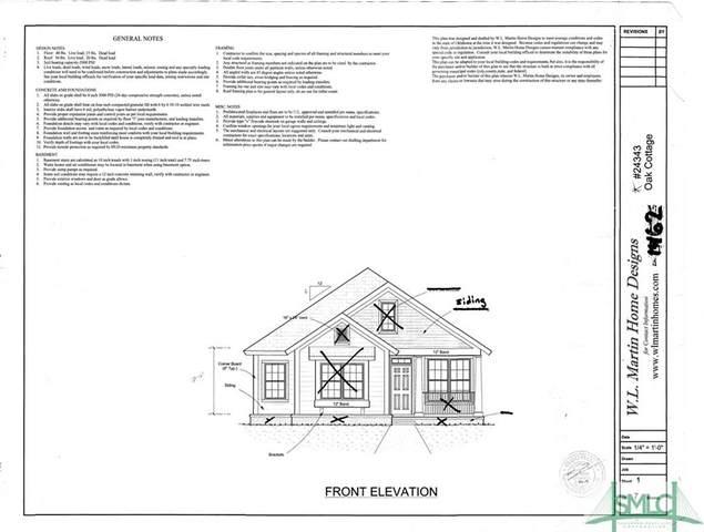 112 Old Stillwell Road, Springfield, GA 31329 (MLS #259249) :: Keller Williams Coastal Area Partners