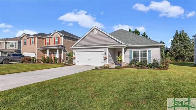 256 Cypress Creek Lane, Guyton, GA 31312 (MLS #259262) :: Heather Murphy Real Estate Group