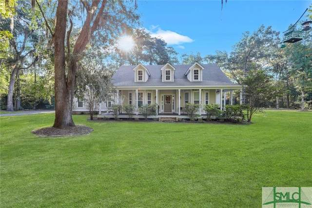 1791 Isle Of Wight Road, Midway, GA 31320 (MLS #259268) :: eXp Realty