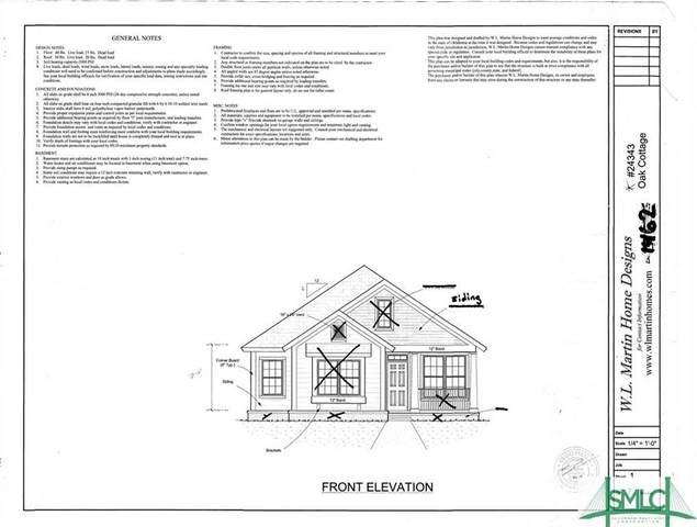 114 Old Stillwell Road, Springfield, GA 31329 (MLS #259271) :: Keller Williams Coastal Area Partners