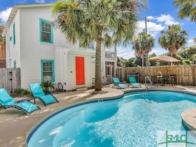 1303 Butler Avenue, Tybee Island, GA 31328 (MLS #259273) :: Heather Murphy Real Estate Group