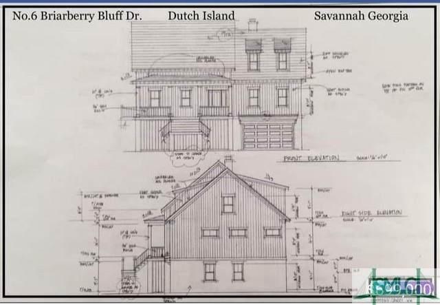 6 Briarberry Bluff Drive, Savannah, GA 31406 (MLS #259283) :: Keller Williams Realty Coastal Area Partners