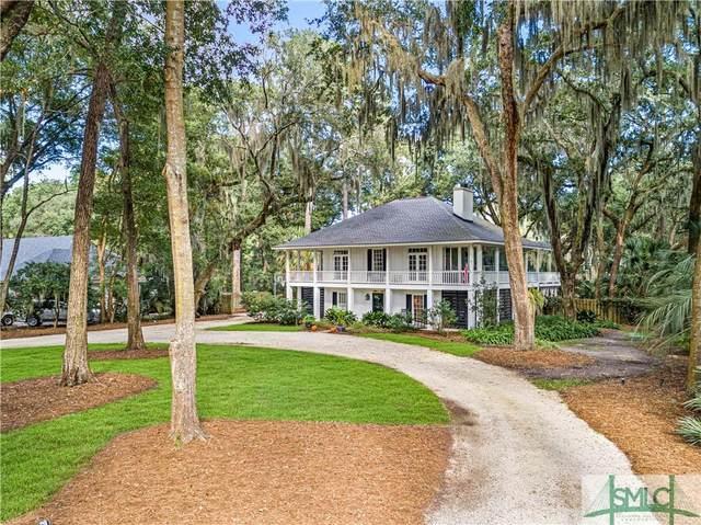 846 Meriweather Drive, Savannah, GA 31406 (MLS #259287) :: The Allen Real Estate Group