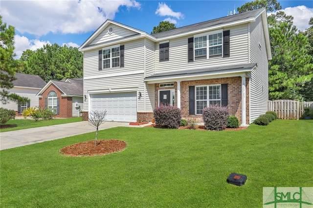 124 Carlisle Way, Savannah, GA 31419 (MLS #259294) :: Keller Williams Coastal Area Partners
