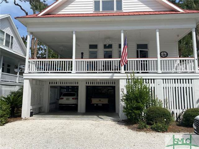 807 B Jones Avenue, Tybee Island, GA 31328 (MLS #259299) :: Heather Murphy Real Estate Group