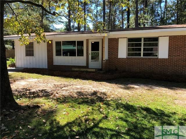 17 Nelson Way, Statesboro, GA 30458 (MLS #259303) :: Keller Williams Coastal Area Partners