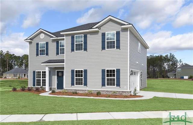 150 Wexford Drive, Richmond Hill, GA 31324 (MLS #259304) :: The Arlow Real Estate Group